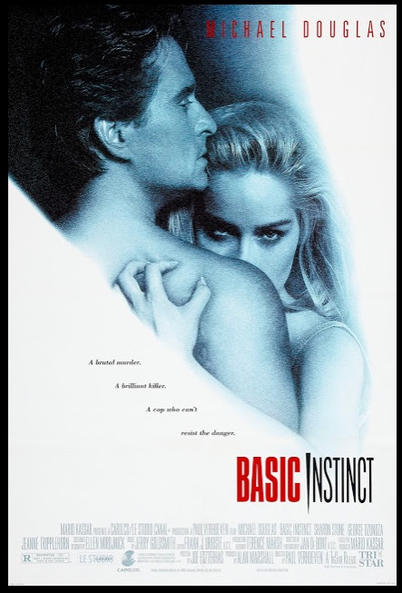 Basic Instinct Classic Movie Neo-Noir Film Retro Vintage Poster Canvas Painting DIY Wall Paper Home Decor Gift image