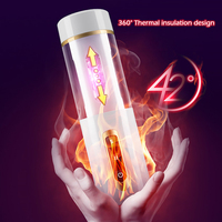 Electric Automatic Telescopic Rotation Male Masturbator Moan Interactive Masturbation Cup Powerful Sex Machine Adult Toys