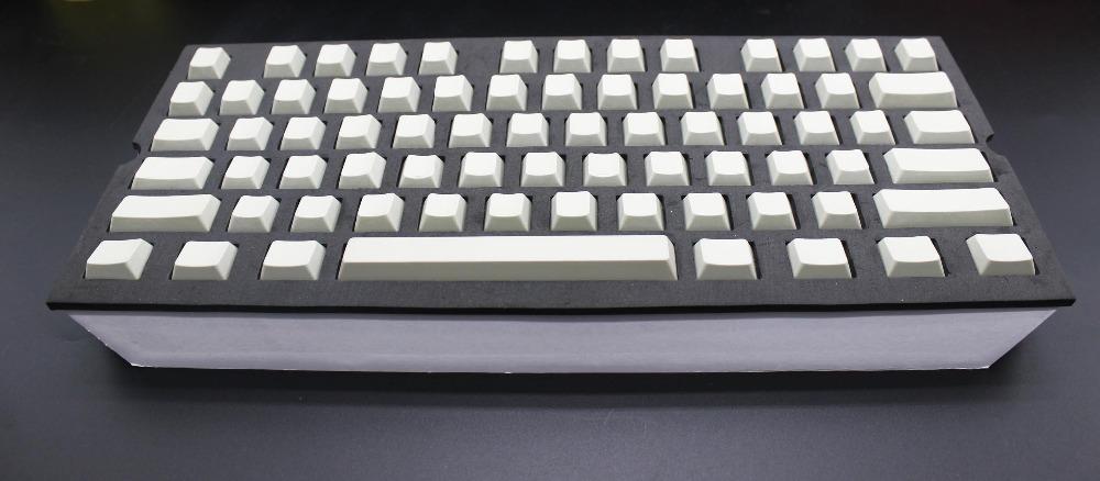 🛒 YMDK Blank 117 121 Keys Cherry Profile Thick PBT Keycap