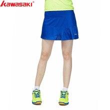 Kawasaki для ракеток для бадминтона и тенниса шорты Лето Фитнес Спорт на открытом воздухе дышащие для женщин Йога Шорты Фитнес SK-T2702