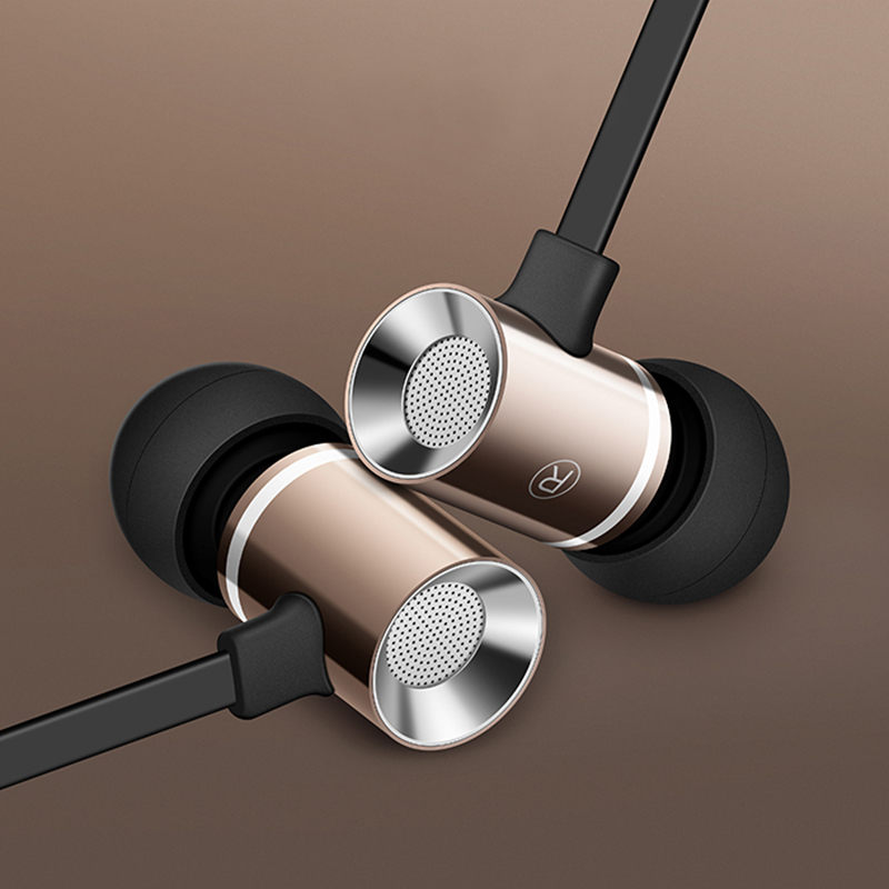 In-Ear Micro Metal Earphone Headset Mini Ear Bass Earbuds Stereo Sport Headphone for Phone Xiaomi Samsung Apple iPhone 7 6 5 4 awei headset headphone in ear earphone for your in ear phone bud iphone samsung player smartphone earpiece earbud microphone mic