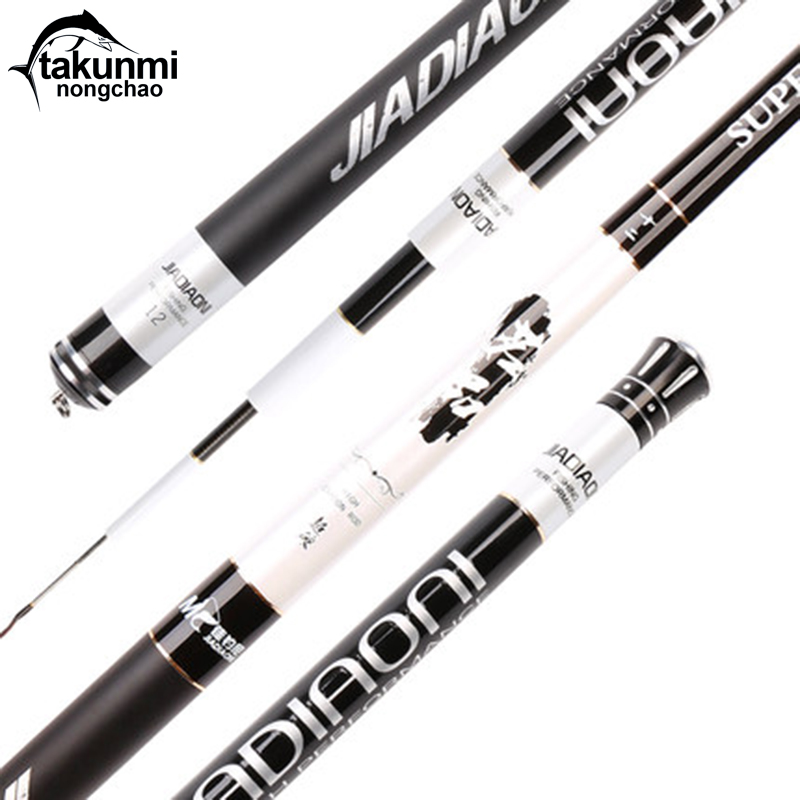 High Carbon Material SuperHard Fishing Rod for 3.6-7.2 M Telescopic Rod of The Sea Fishing Rod Taiwan Rod Of The Great Carp цены