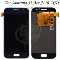 For Samsung Galaxy J1 Ace J110 lcd SM J110F J110M LCD Display Touch Screen Digitizer Assembly replacement for samsung J110 LCD