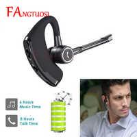 FANGTUOSI Business Bluetooth Headset Auto Bluetooth Ohrhörer Hände Frei mit mikrofon ohr-haken Bluetooth Drahtlose Kopfhörer für iPhone