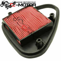 moto motorbike air clean cleaner motorcycle air filter air cleaner for honda steed VLX400 600 Shadow transalp element dio groms