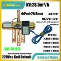 Les vannes d'inversion 67.6KW (R410a) conviennent au chauffe eau de pompe à chaleur 280000BTU ou aux climatiseurs de pompe à chaleur 3 en 1 230000BTU|r410a valve|reversible heat pump|r410 valve -