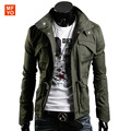 Мужчины куртки мужские пальто модной одежды горячей продажи осенью пальто и пиджаки Бесплатная доставка оптовая торговля розничная торговля воротник бренда