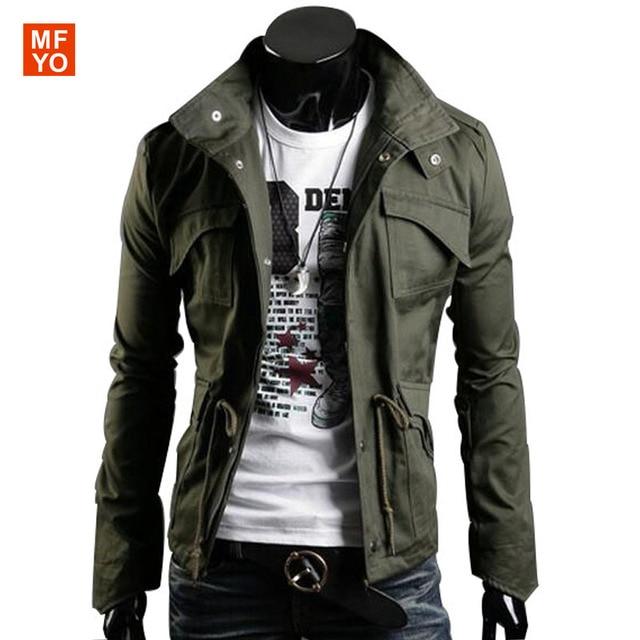Men Jacket Men S Coat Fashion Clothes Hot Sale Autumn Overcoat