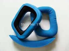 Replacement Ear pads Cushion Headband Set For Logitech G430 G930 Headphones