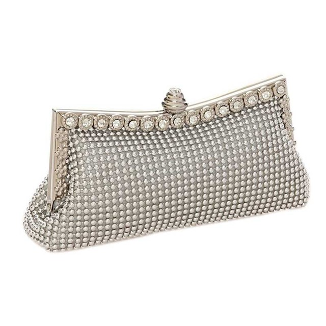 New Handbag Beading Package Elegant Wedding Dinner Bag Handbag Party Dress Clutch Bags Evening Bags High Quality 35