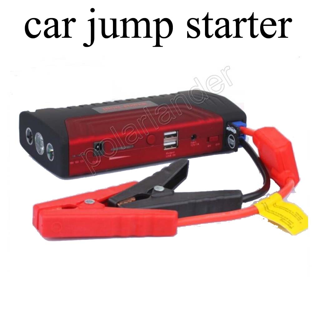 auto jump starter car jump starter engine booster emergency start battery portable charger power. Black Bedroom Furniture Sets. Home Design Ideas