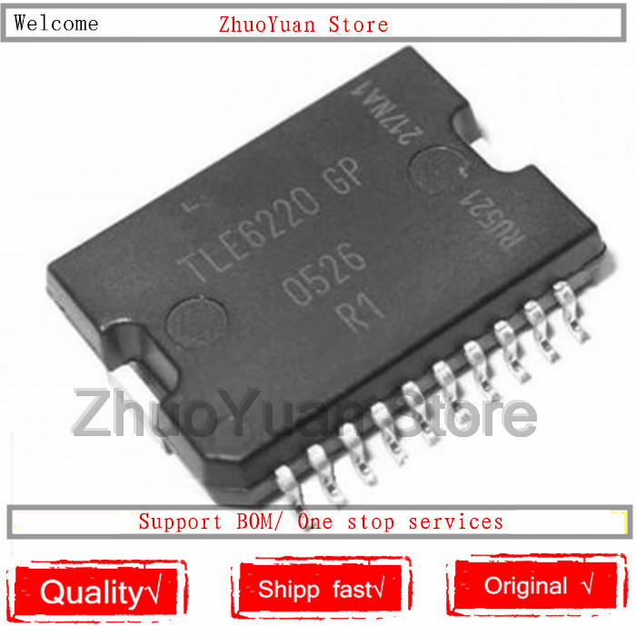1PCS/lot TLE6220 TLE6220GP HSOP-20 IC Chip New Original In Stock