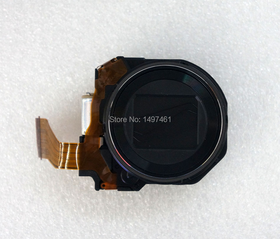 New optical zoom lens without CCD repair parts for Sony DSC- H55 H70 HX5 HX7 HX5V HX7V Digital camera