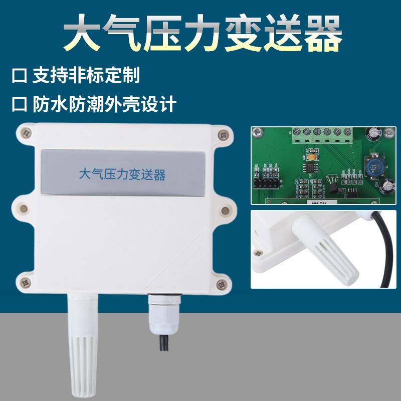 Digital Display Atmospheric Pressure Sensor 4-20mA Pressure Sensor High Precision Atmospheric Pressure Transmitter bosch bmp180 atmospheric temperature pressure sensor module deep blue