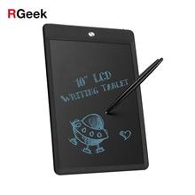 10″ LCD Graphics Drawing Pen Tablet Mini Writing Tablet Writing Board Can as Whiteboard Bulletin Board Memo Board