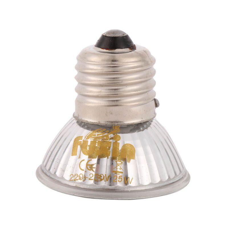 2018 New Pet Plant Light 220V 25W/40W/50w/60W Halogen Spotlights Full Spectrum Basking Lamp Bulb Replace Halogen Spotlight