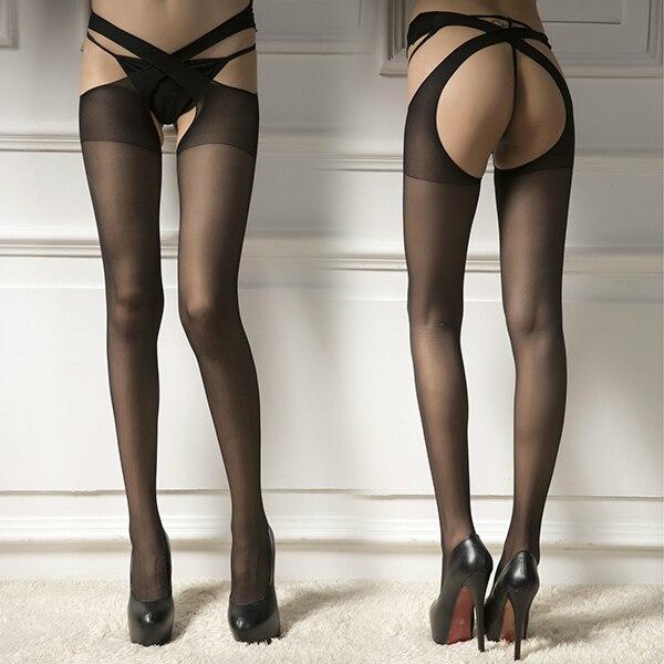 Сексуальные чулки с подвесками на заказ