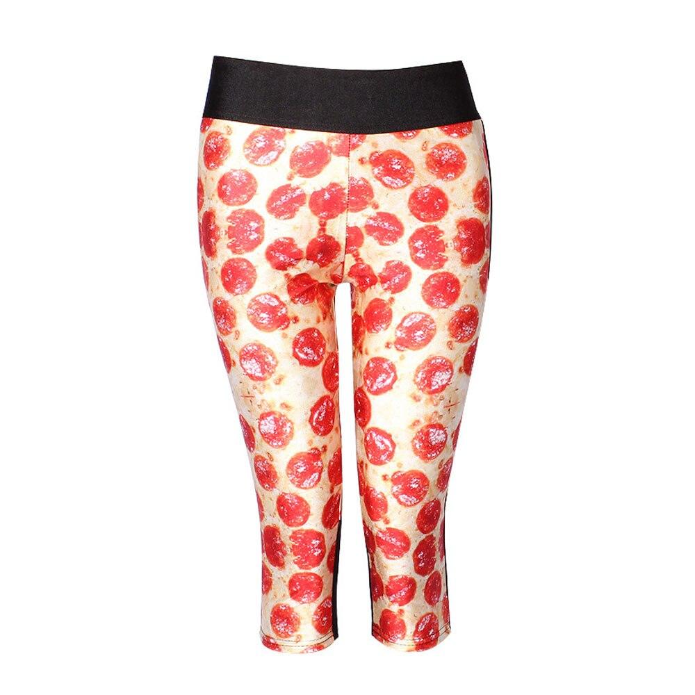 9ba459eae0 Venta caliente 2016 mujeres Pantalones estiramiento Leggings capris pantalon  de la manera más el tamaño Pantalones mujer leggins Palazzo Pantalones