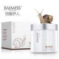 Korean Kosmetik Serum Schnecke Gesichtsmaske Hautpflege Anti Akne Behandlung Whitening Cream Bioaqua Hyaluronsäure Falten Creme 120g