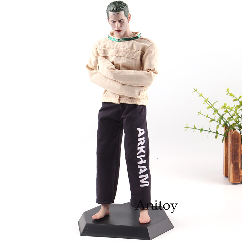Suicide Squad The Joker Arkham Asylum Ver. 1/6 Scale Crazy Toys Figure PVC Joker Toy Action Figure Collection Model Hot Toys цена
