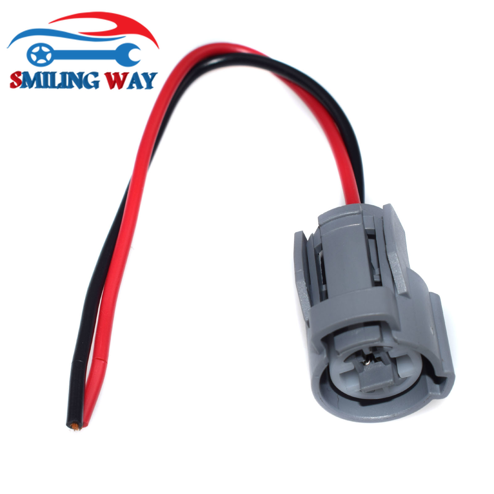 smiling way iat ect vtec sensor connector wire harness wiring pigtail plug for honda acura civic element pilot in fuel inject  [ 1600 x 1600 Pixel ]