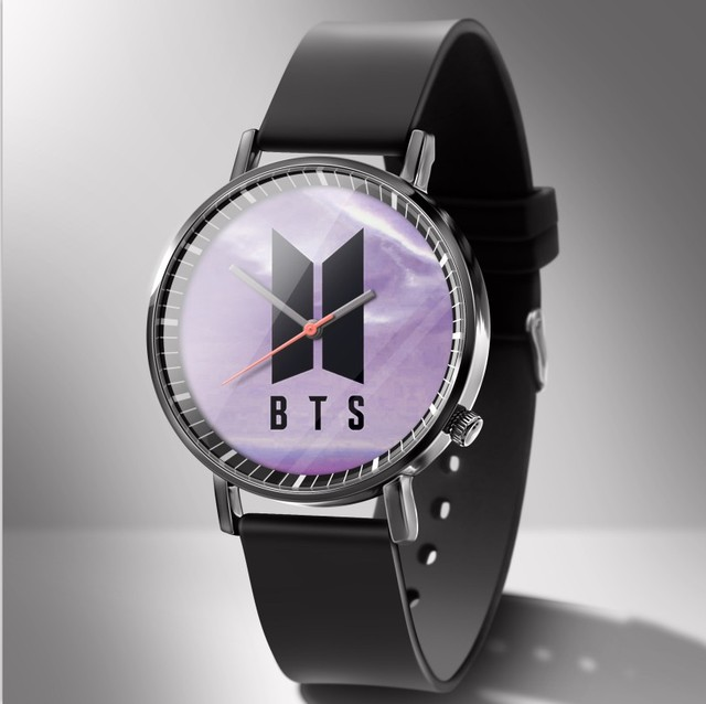 BTS THEMED WATCH (15 VARIAN)