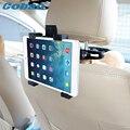 Universal asiento trasero del coche del soporte de tabletas de plástico 7 8 9 10 11 reposacabezas tablet pc soporte adecuado para ipad y ipad mini