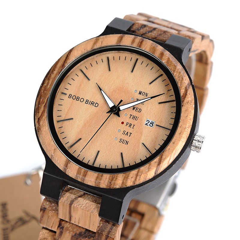 O26-BOBO BIRD Fashion Wooden Calendar watch (11)