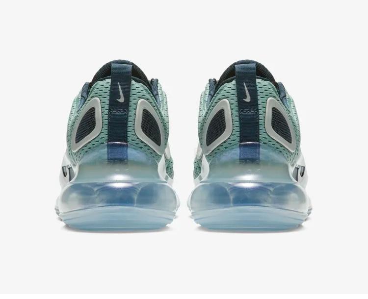 Nike Original Air Max 720 hombre zapatillas de correr transpirable aire cojín deportes zapatillas de deporte nueva llegada AO2924AR9293