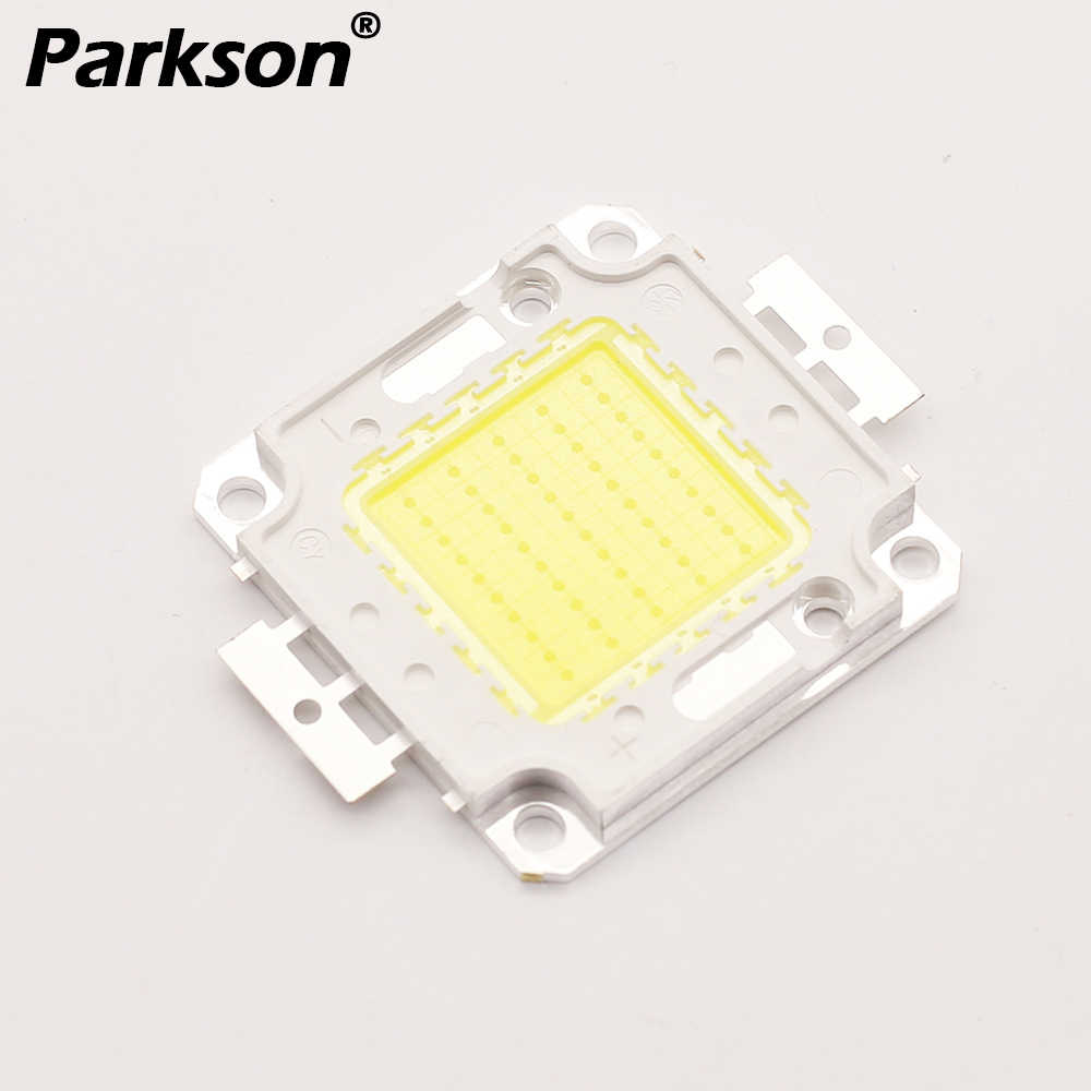 High Power Reall 10 W 20 W 30 W 50 W LED ชิป DC 12 V 36 V COB LED หลอดไฟชิป COB DIY Floodlight Spotlight หลอดไฟ IP67