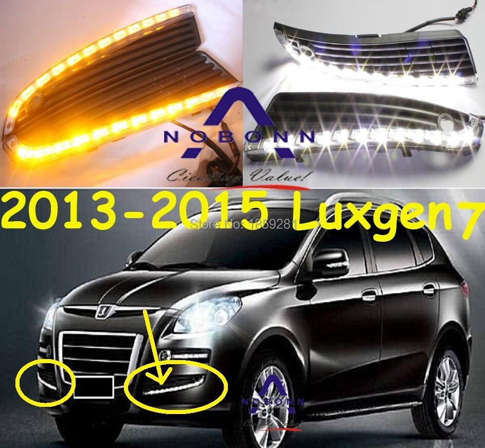 Luxgen 7 daytime light;2013~2016, Free ship!LED,Luxgen 7 fog light,Luxgen7 2013 2016 innova daytime light free