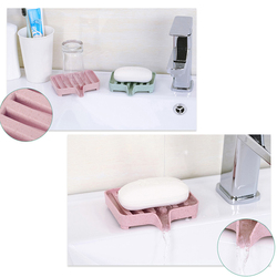 2018 ABEDOE креативный дренаж для мыла Коробка для мыла держатель для мыльницы корзина для хранения коробка подставка аксессуары для ванной ком...