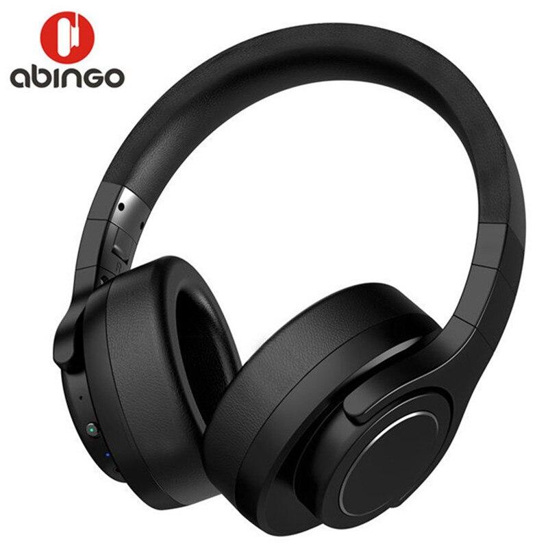 BT100NC ANC casque sans fil suppression de bruit Bluetooth écouteur Hifi stéréo bandeau pliable casque Auriculares