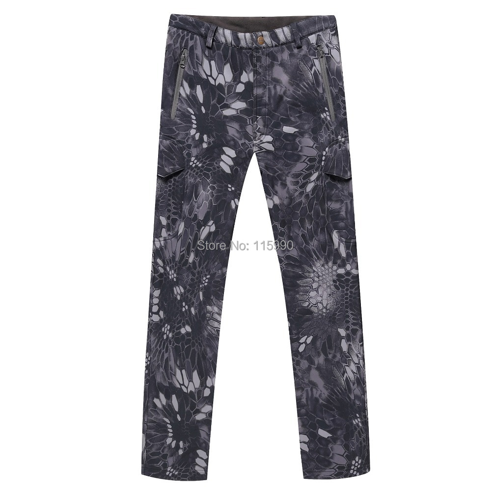 Newly TAD Typhon combat Softshell Pants / typhon softshell pants/ Typhon military warm softshell pants