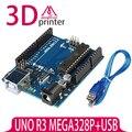 UNO R3 ATMEGA16U2 MEGA328P para (Para Arduino) Compatível Frete Grátis