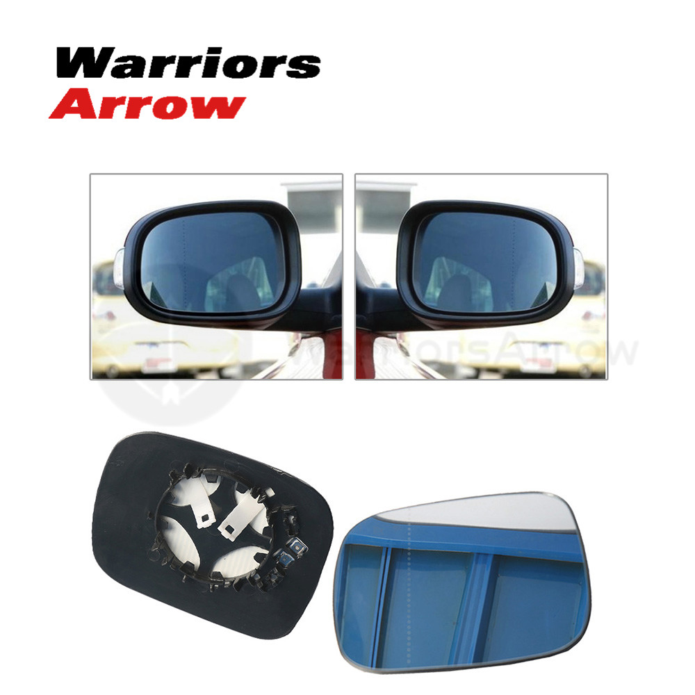 30716137 30716138 For Volvo XC70III 2008 2011 XC70II 2007 XC90 2007 2011 Pair Left Right Rearview