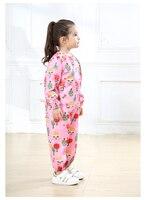 Cartoon Jumpsuit Rain Coat for Children Waterproof Baby Rain Coat for Kids Poncho Boys Girls Capa De Chuva Infantil 50yc139