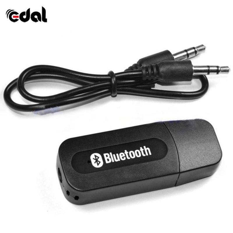 Portable Black USB Bluetooth Au
