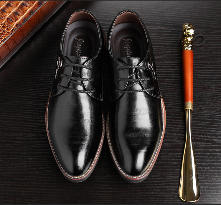 2018 New arrival Style Formal Man Footwear Hot Sale mens Shoes Elegant Business Office shoes size
