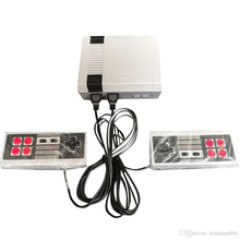 hot deal buy  portable game console games machine built-in 600 classic games n/p general double handle av output video game console