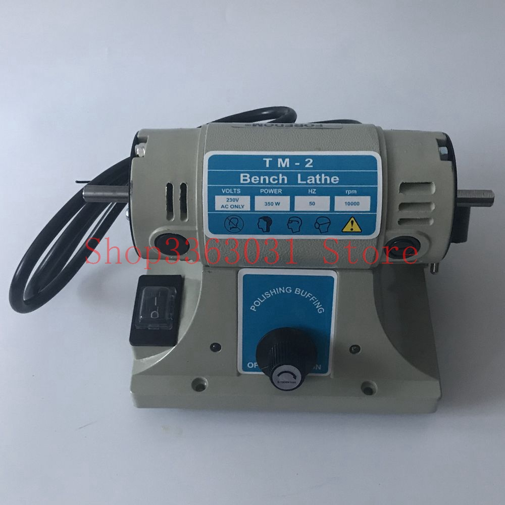 цена на Polishing Machine Jewelry Grinder Buffing Machine Electric Grinding Wheel Cutting Machine