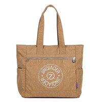 2017 Fashion Womens Bag Travel Bags Waterproof Shoulder Messenger Bags For Ladies Nylon Casual Crossbody Bags