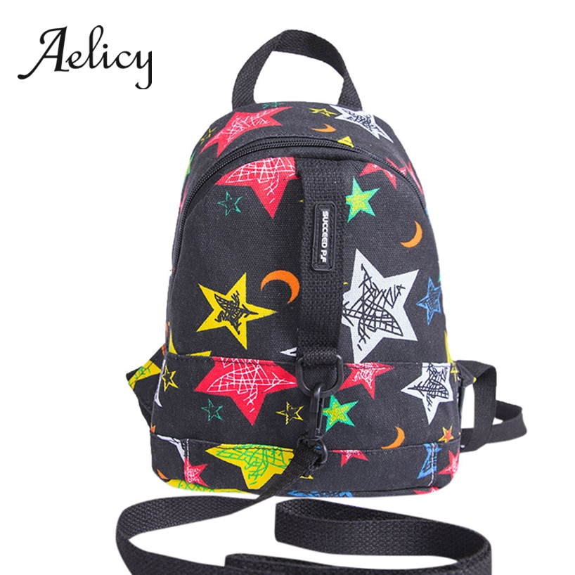 Aelicy Childrens School Bag With Anti-Lost Rope Safety Rope Small Backpack Baby Gilrs Boys Kindergarten Student Canvas BagsAelicy Childrens School Bag With Anti-Lost Rope Safety Rope Small Backpack Baby Gilrs Boys Kindergarten Student Canvas Bags