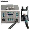 Wozniak QUICK861DW heat gun lead-free hot air desoldering station microcomputer temperature Hot Air control Rework Station 1000w