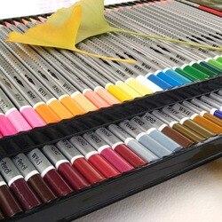 Hero 72 Colored Pencils Artist Sketch Lapices De 72 Colores Secret Garden Natural Wood No-toxic Watercolour Pencil Wholesale