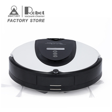 Amtidy Home A330 Wireless Remote Control Auto Recharge Dry Mopping Vacuum Cleaner Robot