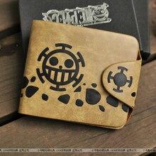 One piece Trafalgar Cosplay Wallet