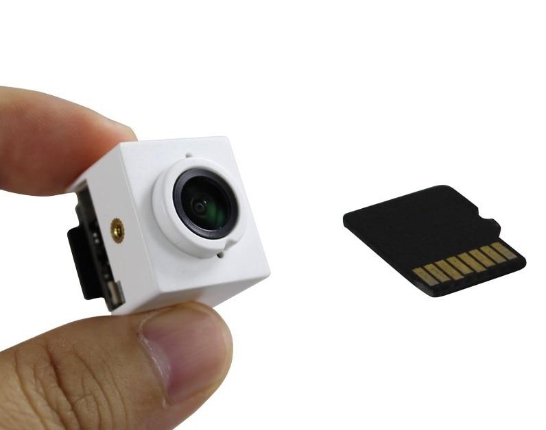 Première Vraie Caméra Hd Pour Micro Drone Turbowing Cyclope 3 v3 Dvr Caméra D'enregistrement Vidéo