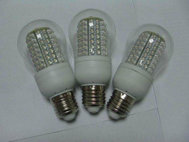 LED Corn Light with E27 Base;66pcs 5mm dip led;3.5-4W;320-400 lm;P/N:HA005J