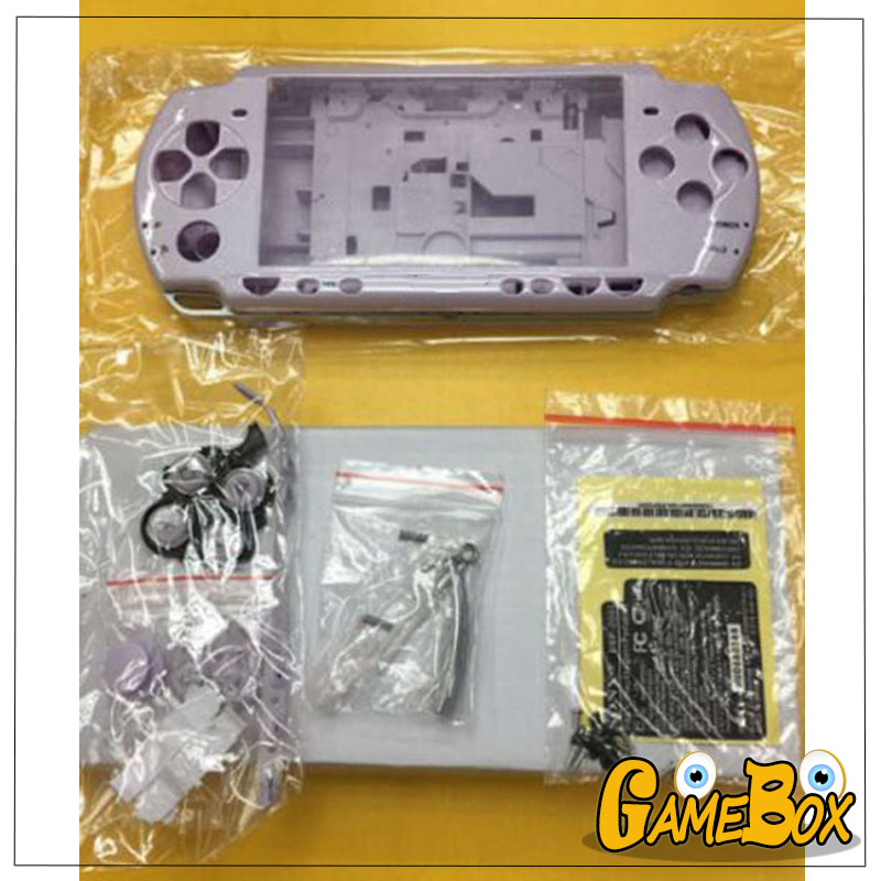 9 Color Full Set Housing Shell for PSP2000 Full Housing Shell Cover Case With Buttons Kit